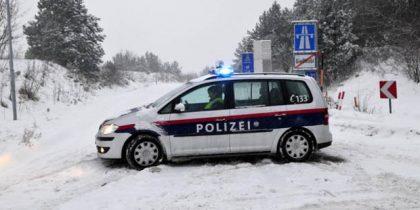 Aanhoudend geweld in Oostenrijk
