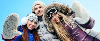 winterse video over het Zillertal