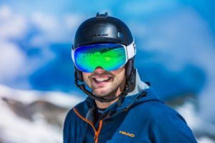 Door Nederlandse Skileraar ontworpen skibril wordt groot succes!