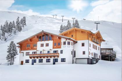 Berghotel Rettenstein Oostenrijk