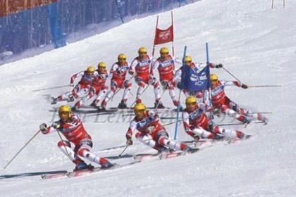 De biomechanica van skiën (engels artikel door David Macphail)